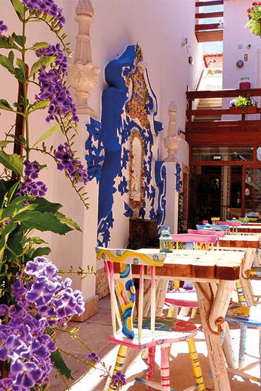 Hotel Suite Family Breakfast Frühstück Ericeira Portugal 200x300