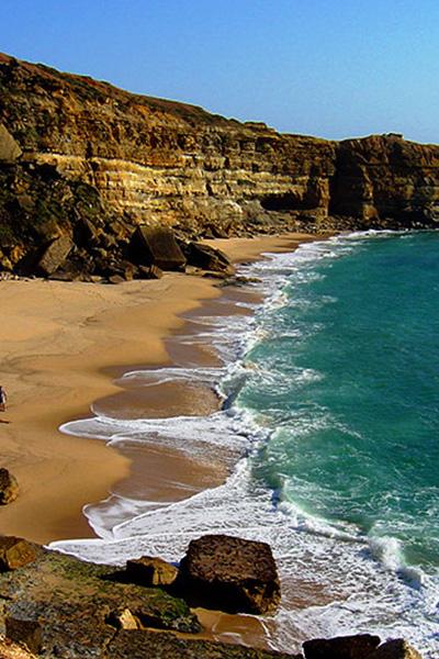 Ferien Ericeira Portugal Surfen