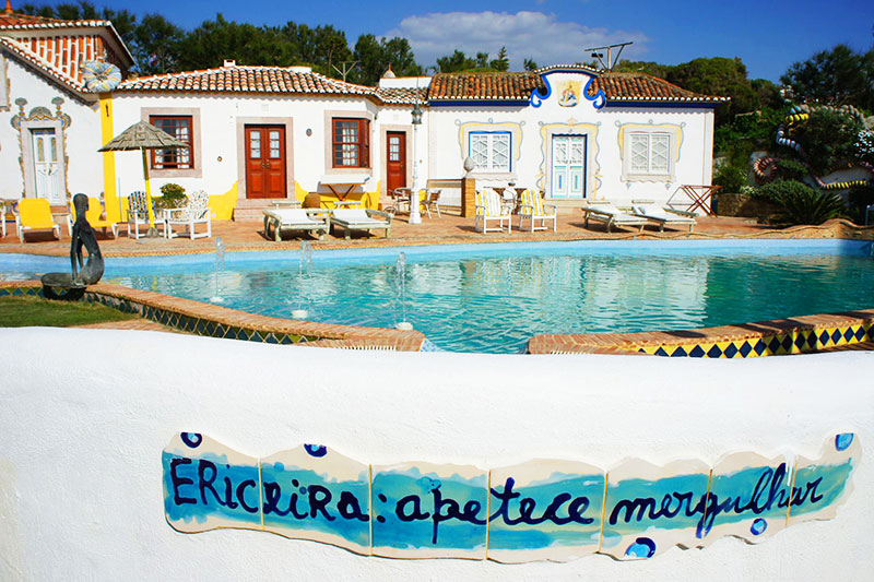 Accommodation, Hotel, Apartment am Strand fuer Familien, Surfer - STAY and SURF Ericeira