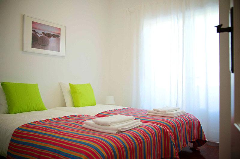 Hostel Hotel Meerblick Surfen Ericeira Portugal