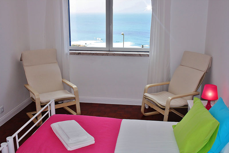 Hostel Private Room Seaview Ericeira Portugal