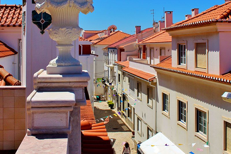 Hotel Ericeira Lissabon Portugal
