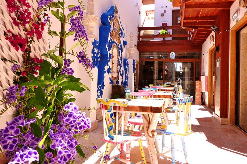 Hotel Suite Family Breakfast Frühstück Ericeira Portugal