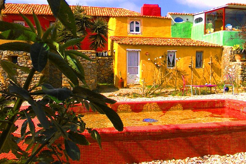Urlaub Ferien Unterkunft in Ericeira Portugal