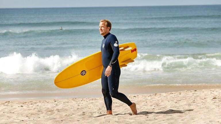 Lebensmodell Surfnomade
