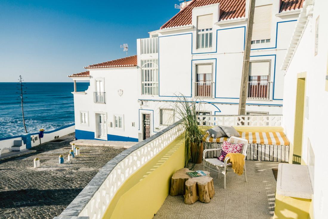 Apartment Ericeira Portugal Ferienwohnung Ferienhaus Ferien Surfen