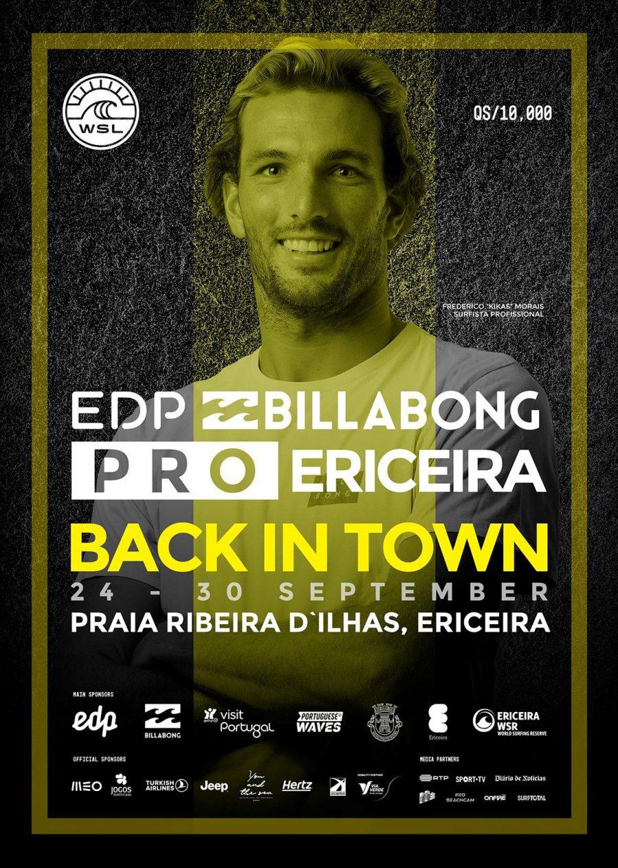 EDP BILLABONG PRO ERICEIRA 2018