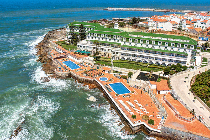 Hotel Vila Galé**** Hotel Pool Sea-View Ericeira Portugal Holidays Vacation