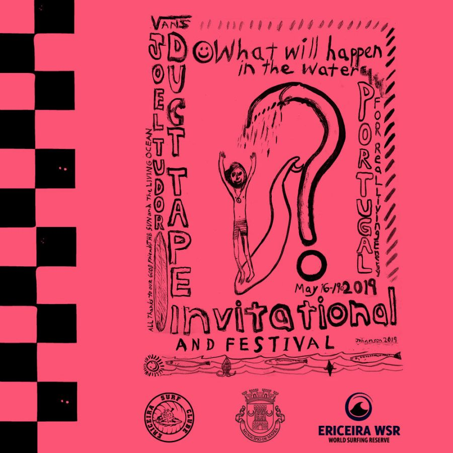 VANS First Duct Tape Invitational & Festival on May 16-19 in Ericeira